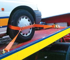 Car Transporter Straps