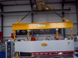 bespoke lifting beam