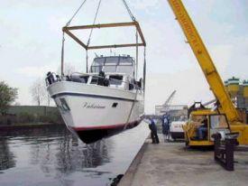 boat slings