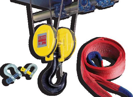 Lifting Equipment & Crane Services | Lifting & Crane