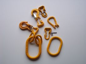 Round Lifting Sling Fittings